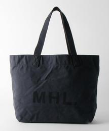 <MHL.> LOGO SHOULDER/バッグ