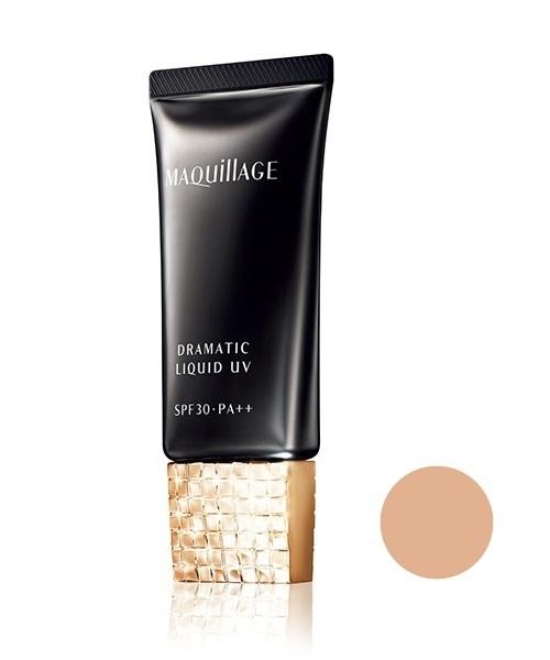 MAQuillAGE(マキアージュ)の「マキアージュ ドラマティックリキッド UV オークル20 自然な肌色(メイクアップ)」|ベージュ