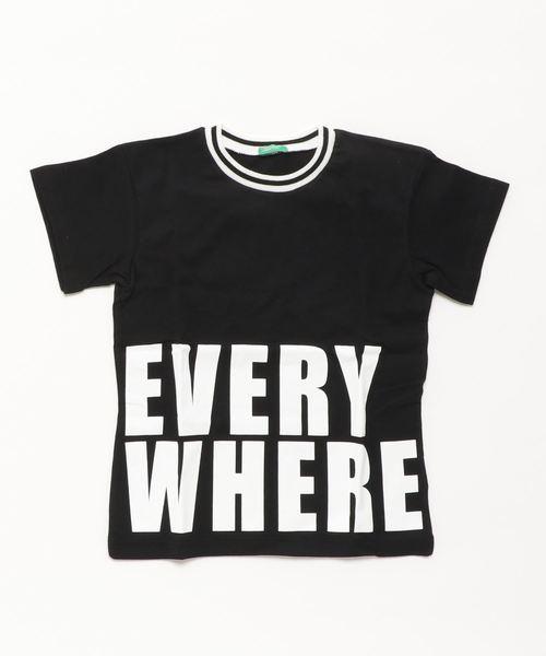 メッセージ半袖Tシャツ・カットソー