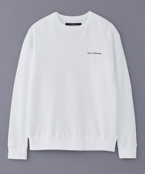 格安販売中 【セール】DRESSEDUNDRESSED Logo Text Text Logo Sweater Sweater (DUW19051)(スウェット) DRESSEDUNDRESSED(ドレスドアンドレスド)のファッション通販, 名護市:6d98ae6b --- 888tattoo.eu.org