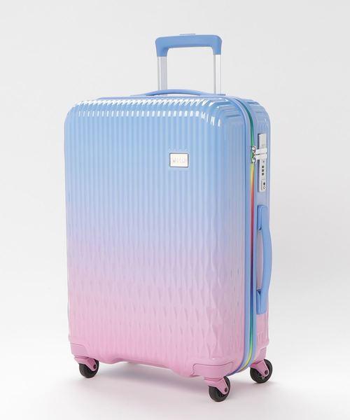 【ついに再販開始!】 【siffler/シフレ】 43L ルナルクス スーツケース スーツケース 43L Jean,サックスバー ミニトランク付き(スーツケース/キャリーバッグ) Siffler(シフレ)のファッション通販, 玉野市:f328de7e --- 888tattoo.eu.org