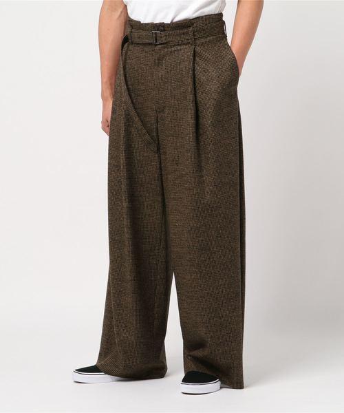 暮らし健康ネット館 【FIT】バランサーキュラーパンツ MIHARA YASUHIRO,メゾン/Balancircular fit Pants(スラックス)|FIT MIHARAYASUHIRO(フィットミハラヤスヒロ)のファッション通販, コガネイシ:017084b4 --- ahead.rise-of-the-knights.de