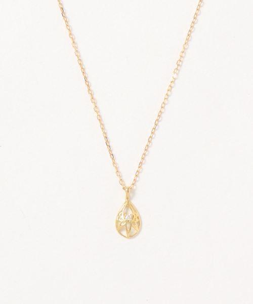 人気 【セール】K18ダイヤデザインネックレス(ネックレス)|con affetto(original)(コン アフェット)のファッション通販, クギノムラ:431c73dd --- annas-welt.de