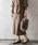 URBAN RESEARCH ROSSO(アーバンリサーチロッソ)の「【スタイリスト川上さやか×ROSSO】ストレッチスエードタイトスカート(スカート)」|モカ