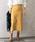 URBAN RESEARCH ROSSO(アーバンリサーチロッソ)の「【スタイリスト川上さやか×ROSSO】ストレッチスエードタイトスカート(スカート)」|詳細画像