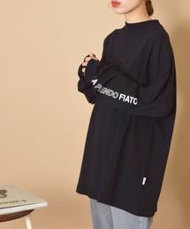 w closet(ダブルクローゼット)のFILA ハイネックロンT(Tシャツ/カットソー)