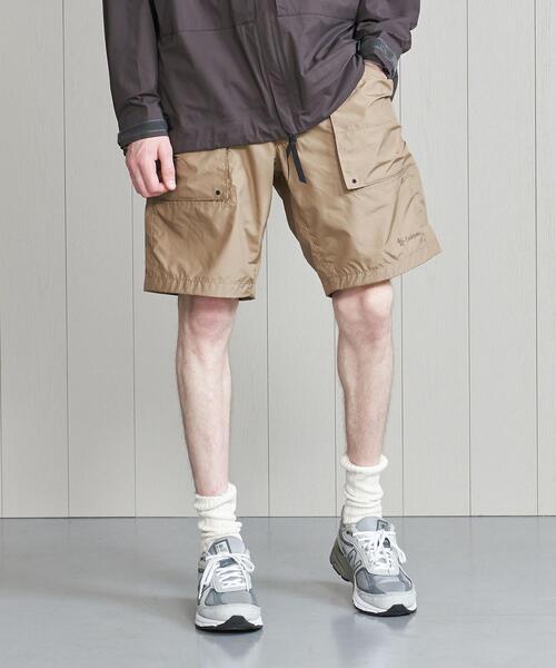 <GOLDWIN>ELEMENT MOUNT CARGO SHORT PANTS/ショートパンツ.