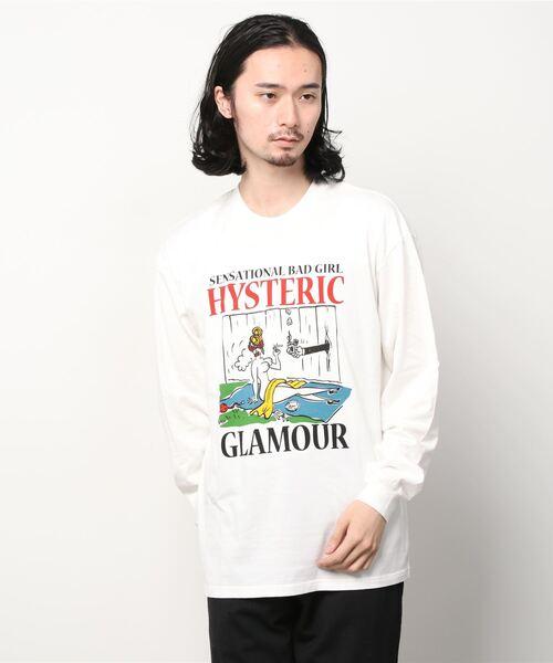 MISS HYSTERIC GARDEN Tシャツ