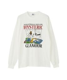 MISS HYSTERIC GARDEN Tシャツホワイト