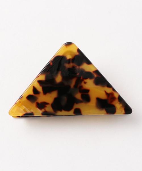 トライアングル(三角)へアクリップ