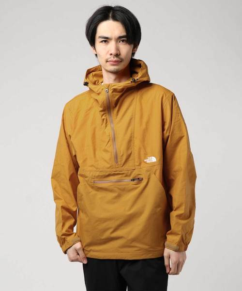 THE NORTH FACE / コンパクト アノラックパーカー