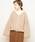 natural couture(ナチュラルクチュール)の「Newボアブルゾン(ブルゾン)」 詳細画像