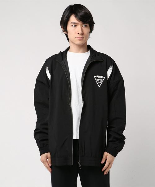 PUMA プーマ M HOMAGE TO ARCHIVE TRACKTOP 578537 01BLACK