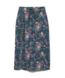 Mila Owen(ミラ オーウェン)のスリットデザインタイトスカート(スカート)