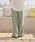 Neuna(ヌナ)の「ロングストレートスラックスパンツ/ハイウエスト/センタープレス(スラックス)」|詳細画像