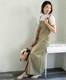 URBAN RESEARCH ROSSO WOMEN(アーバンリサーチ ロッソ)のジャンパースカート(ワンピース)