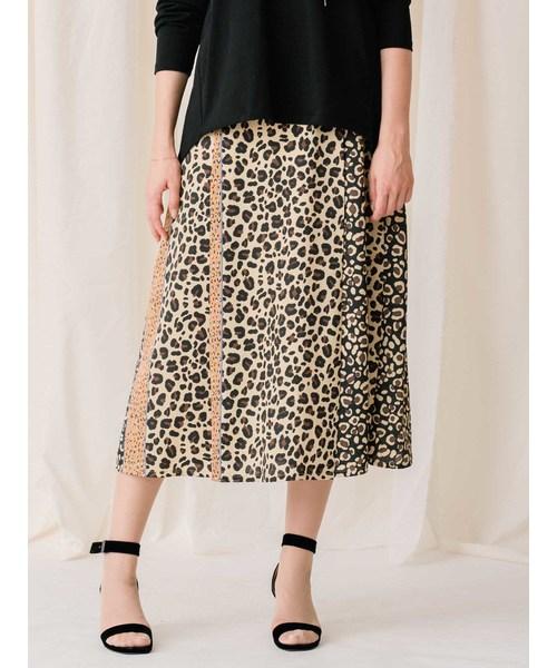 安い購入 パッチワークレオパードスカート(スカート)|COOMB(クーム)のファッション通販, 船井郡:d1bffee3 --- steuergraefe.de