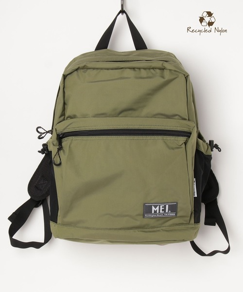 【MEI/メイ】OLD BASIC RUGGEDS BAG デイパック リュックサック