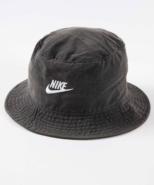 NIKE(ナイキ)の「WEGO/NIKE BUCKET CAP WASHED(ハット)」 - WEAR