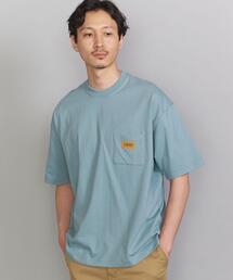 【別注】 <UNIVERSAL OVERALL(ユニバーサルオーバーオール)> 1POC SS/Tシャツ