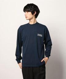 HYSTERIC UNLIMITED Tシャツネイビー