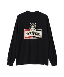 HYSTERIC UNLIMITED Tシャツブラック