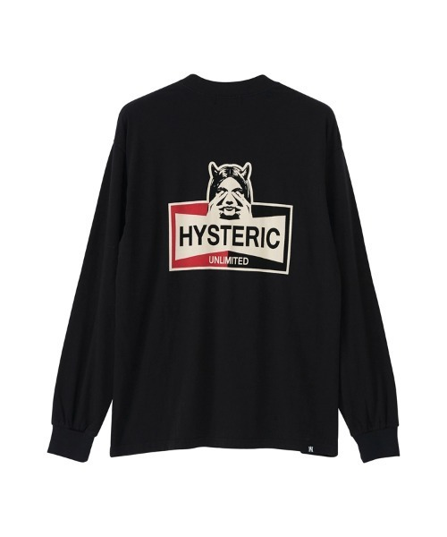 HYSTERIC UNLIMITED Tシャツ