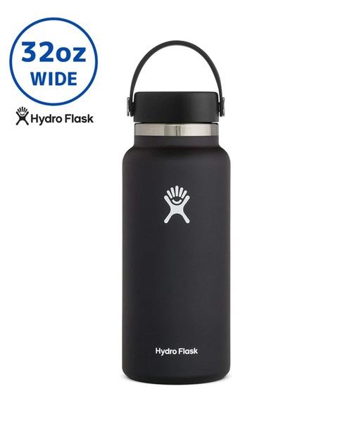 Hydro Flask/ハイドロ·フラスク 32oz Wide Mouth