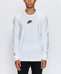 <NIKE> JDI STCKR RP LS TEE/Tシャツ