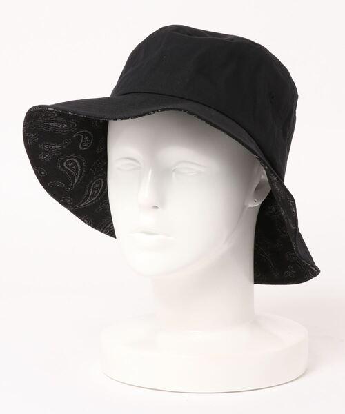 □  UV ロングブリムバケットハット / UV LONG BRIM BUCKET HAT