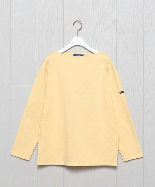 <SAINT JAMES>OUESSANT SOLID 2021SS/カットソー.