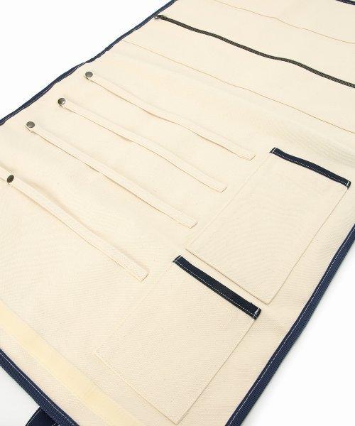 journal standard Furniture (ジャーナルスタンダードファニチャー)の「M*J MULTI POCKET BAG(トートバッグ)」|詳細画像