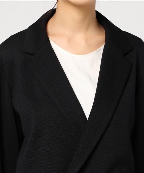 ウールミラノリブジャケット