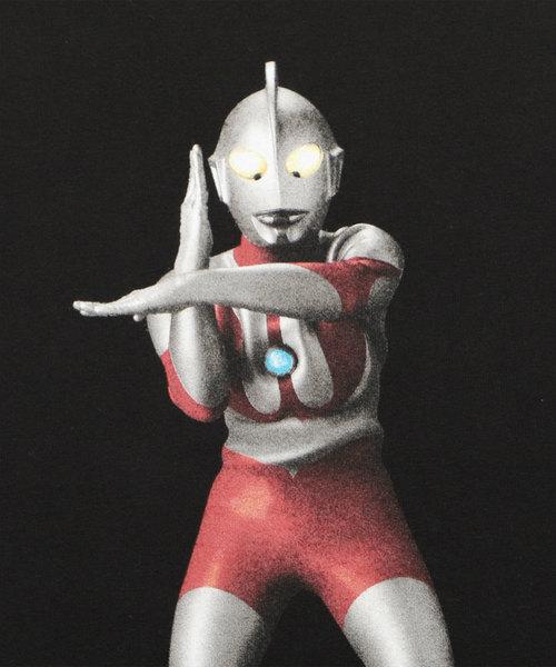 コラボレーションTシャツ/ウルトラマンスペシウム光線(ウルトラマン)