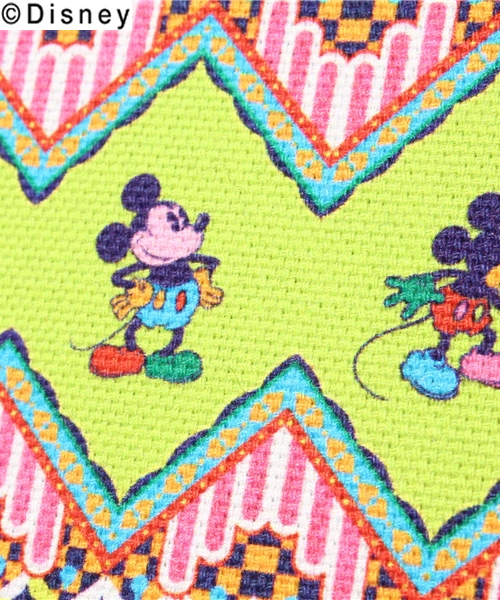 FABRICK Disney Y.KANATANI LESSON BAG 【Disney(ディズニー)】