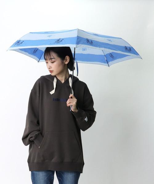 ムーミン雨晴兼用 折りたたみ傘 OPMO OGW ・・  アンブレラ