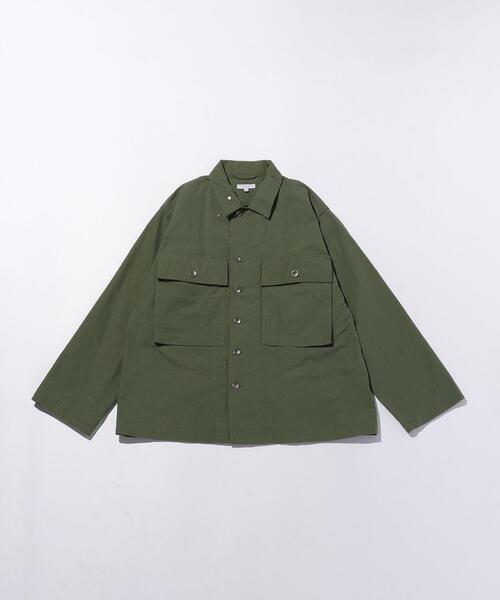 <Engineered Garments (エンジニアド ガーメンツ) > M43/2 SHIRT JKT/アウター □□