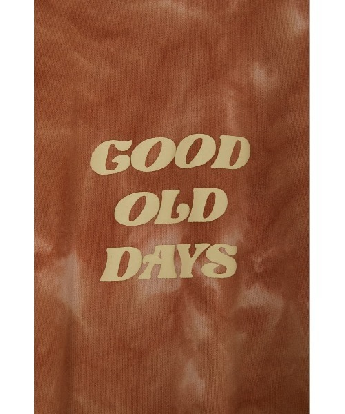 MOUSSY(マウジー)の「GOOD OLD DAYS LSJ(Tシャツ/カットソー)」|詳細画像