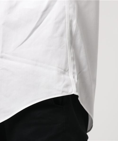 ノンアイロン ブロード ポロカラーシャツ Regent Fit【スーピマコットン】