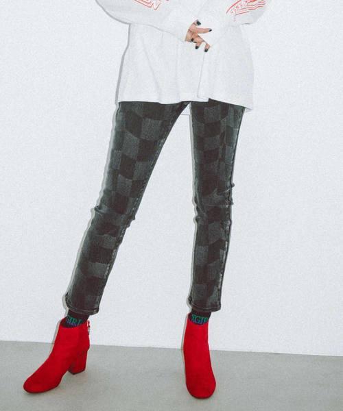 独特の上品 【セール】X-girl DENIM x NONA9ON x DENIM NONA9ON PANTS(パンツ)|X-girl(エックスガール)のファッション通販, 美原町:5b1009a5 --- steuergraefe.de