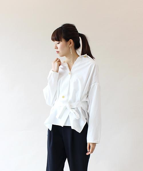 殿堂 【セール】Hart/ white/ relax white relax shirt(ホワイトリラックスシャツ)(シャツ/ブラウス)|DRESSLAVE(ドレスレイブ)のファッション通販, 美麻村:6ead6b2b --- fahrservice-fischer.de