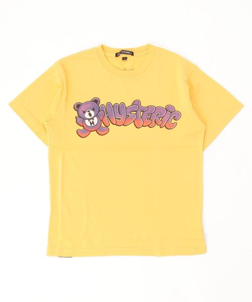 BEAR ON THE BEAT pt Tシャツ【L】