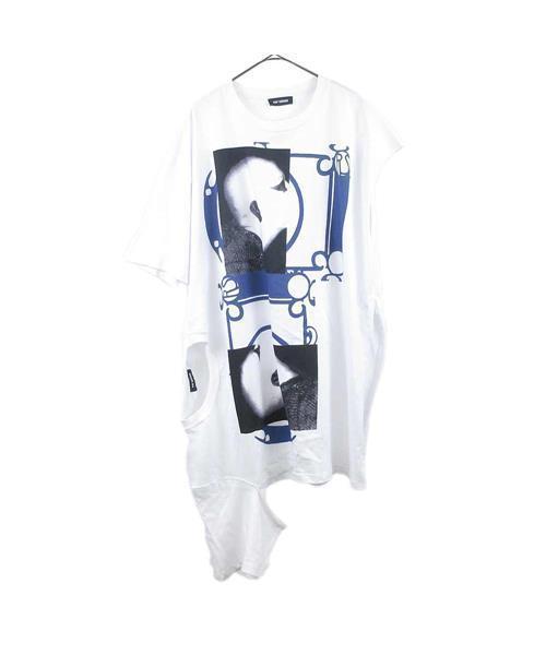 希少 黒入荷! オープンサイド 変形Tシャツ, ブランドショップ プレシャス d8c8edc6