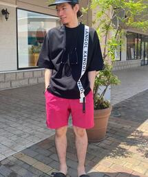 <A DAY IN THE LIFE> KANGOL プリント クルーネックTシャツ