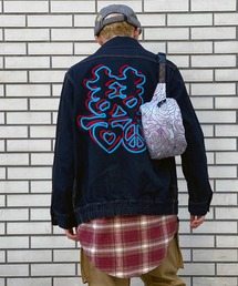 ALDIES(アールディーズ)のDouble Happiness Denim Jacket(デニムジャケット)
