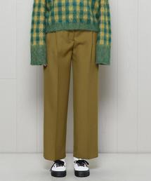 <H>DRY TUCK PANTS/パンツ