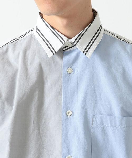 BEAMS / クレイジーレギュラーカラーシャツ