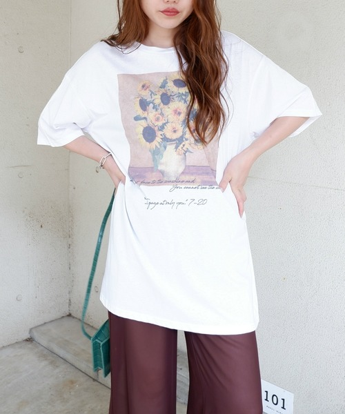 Sunflower Tシャツ