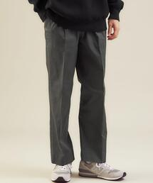 <green label relaxing>ストレッチツイル MODERN FIT パンツ