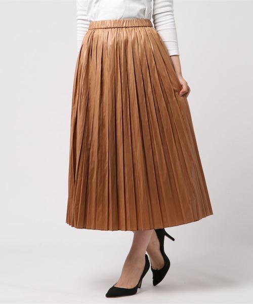 一流の品質 グロッシープリーツスカート(スカート)|Loungedress(ラウンジドレス)のファッション通販, 中古スロット実機販売leslo:ade6887d --- blog.buypower.ng